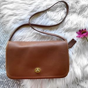 Coach Vintage Full Grain Leather Bag like …